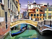 pictorial Venetian canals