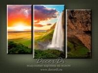 modulnaya_kartina_priroda_vodopad_1
