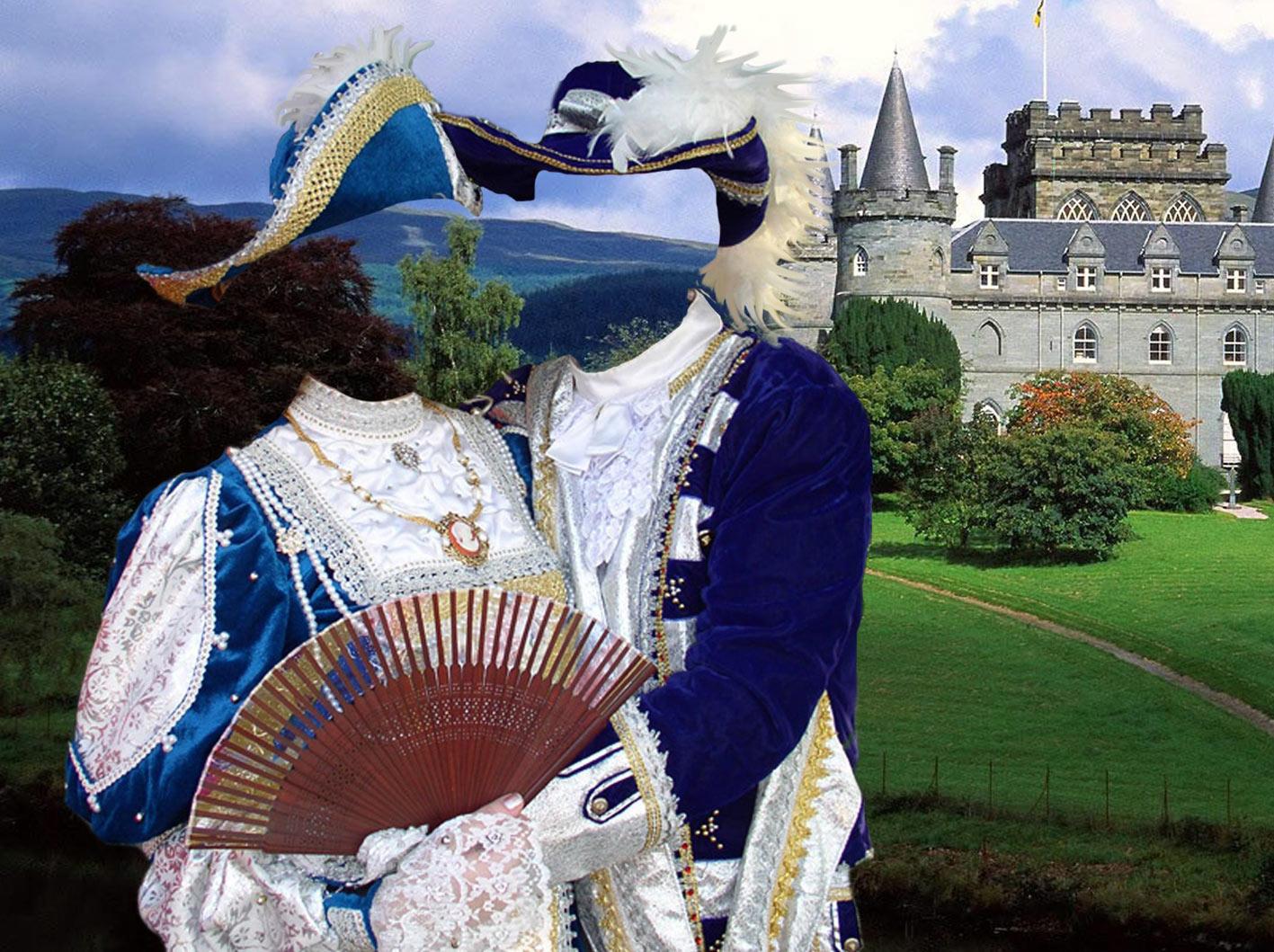 Граф и графиня картинки